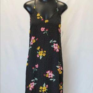 Small Maxi Floral Dress